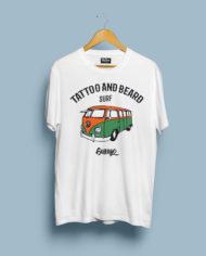 T-Shirt Mock-Up Surfjpg