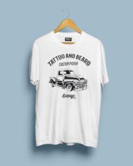 T-Shirt Mock-Up custom pickup